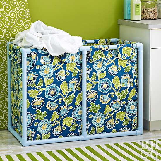 DIY Storage Bins