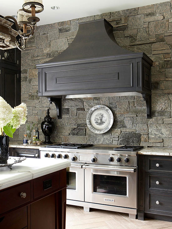 Selecting A Kitchen Ventilation System Or Hood Better Homes Gardens