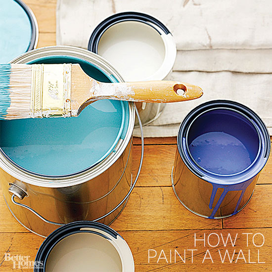 How to Paint a Wall: Top Tips