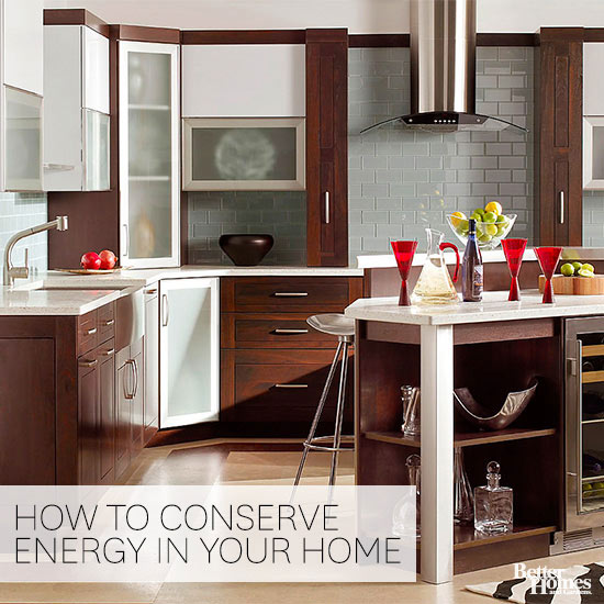 Energy Conservation in Your Home