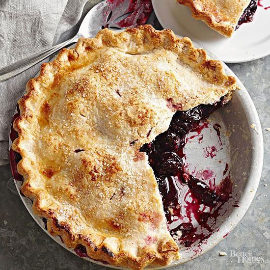 Freezer Pie: Freezer Sweet Cherry Pie Filling