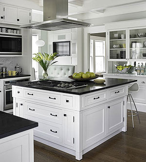 Bhg Kitchen Design small kitchen ideas: traditional kitchen designs