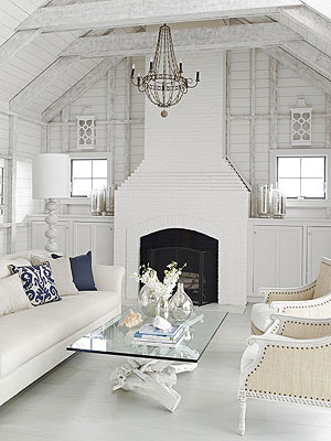 A fireplace is a beautiful addition to any home