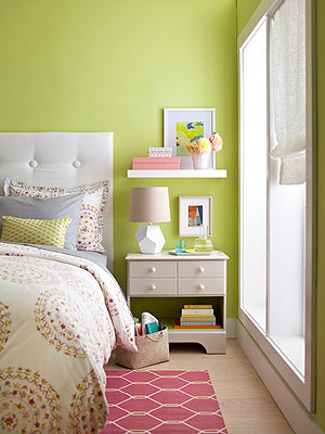 SmallRoom Strategies - Bedroom ideas for small rooms