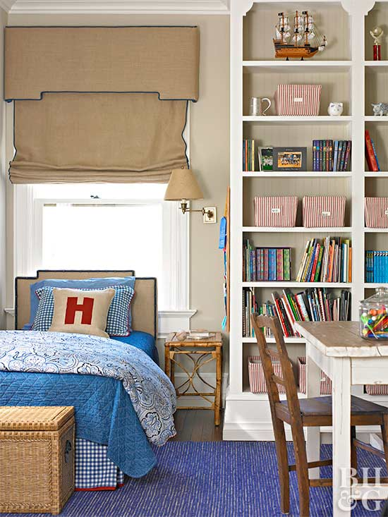Chic Child's Room