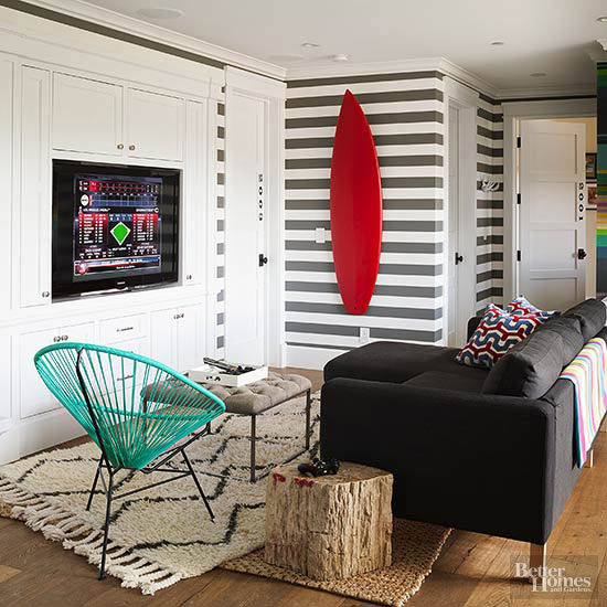 Relaxed Family Space