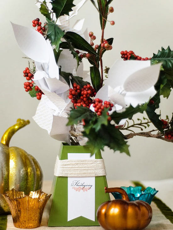 Beautiful thanksgiving centerpiece ideas for your table
