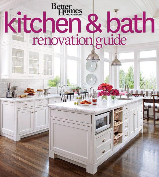 Kitchen and Bathroom Planning Wish List