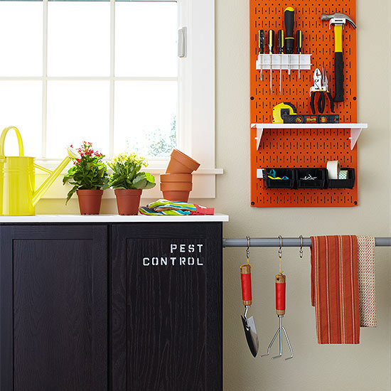 Garage Improvement Ideas: Garage Decluttering Ideas