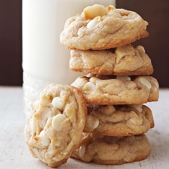 White Chocolate Chip Walnut Cookies Recipe