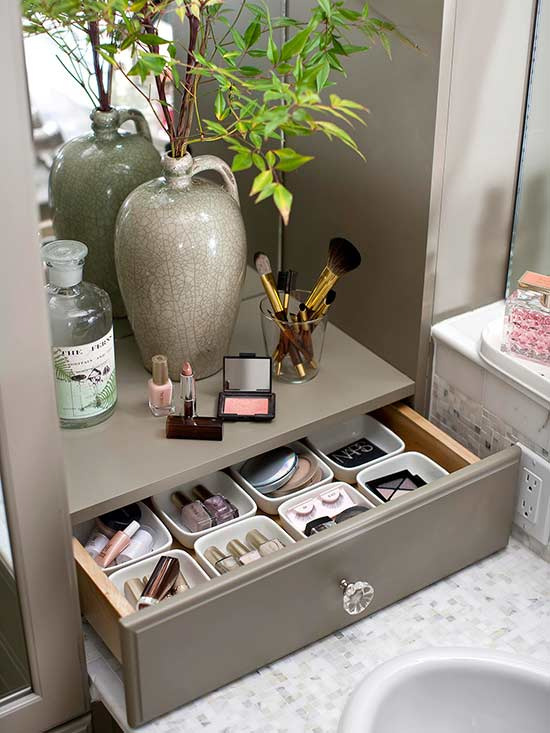 Maximize Drawer Space