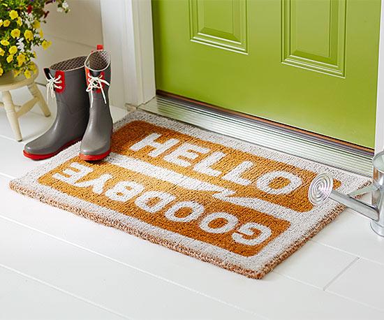 Doorway Greeting