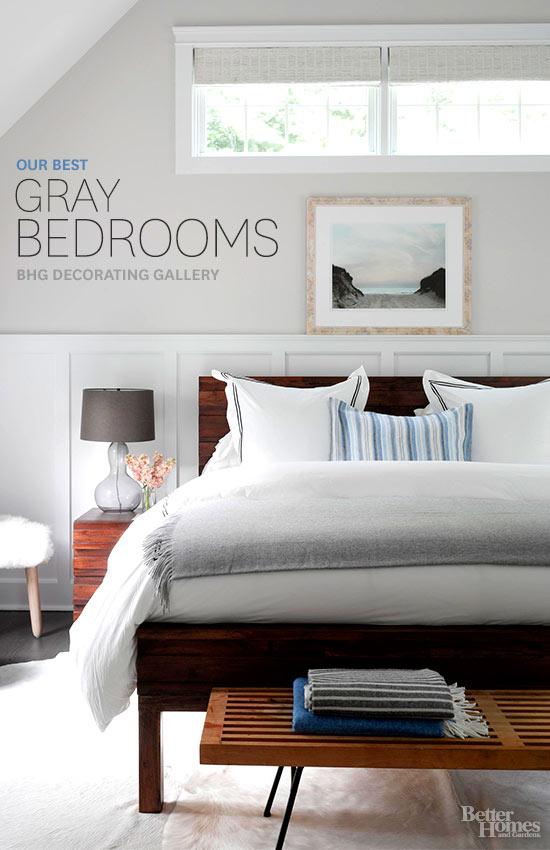 Gray Bedroom Design. Gray Bedroom Color Schemes
