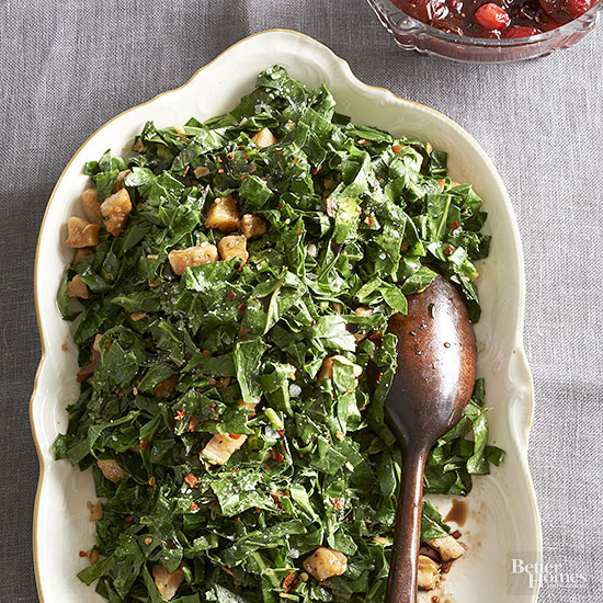 Savory Collard Greens