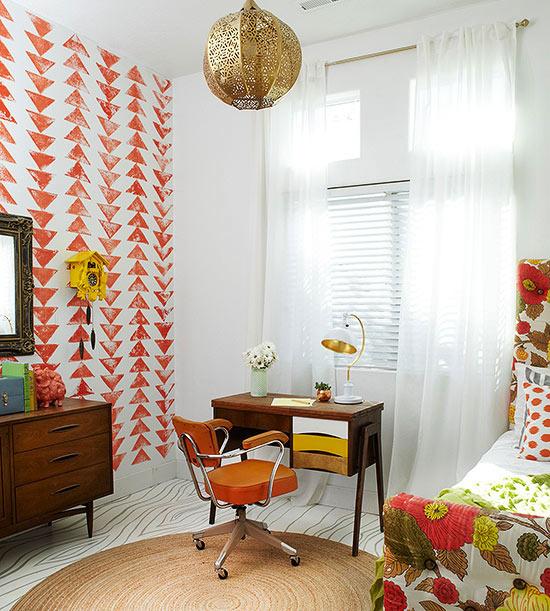 Mid Modern Home Decor Ideas: Midcentury-Modern Decor Ideas