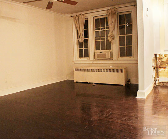 Apartment Decorating Ideas With Low Budget: Before And After: A Modern Makeover For A Small Apartment