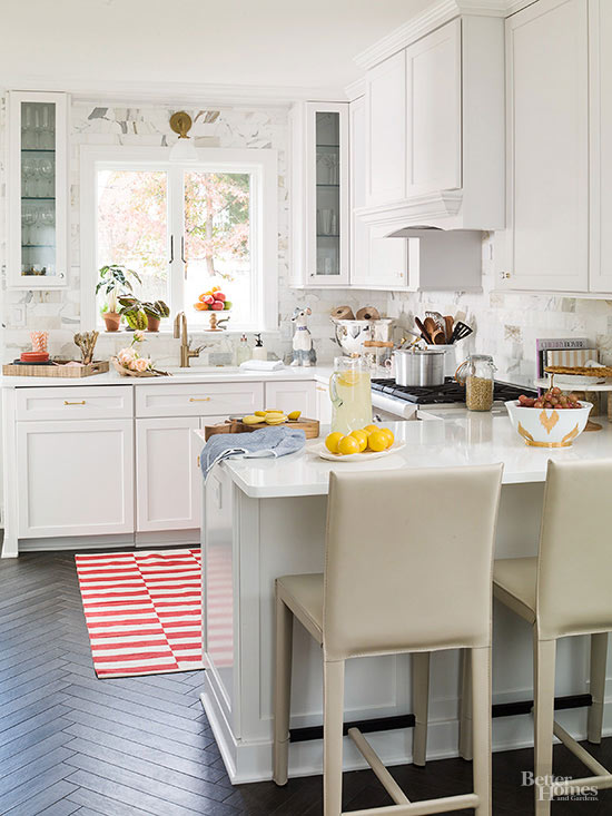 Kitchen Q&A: Small Kitchen Design