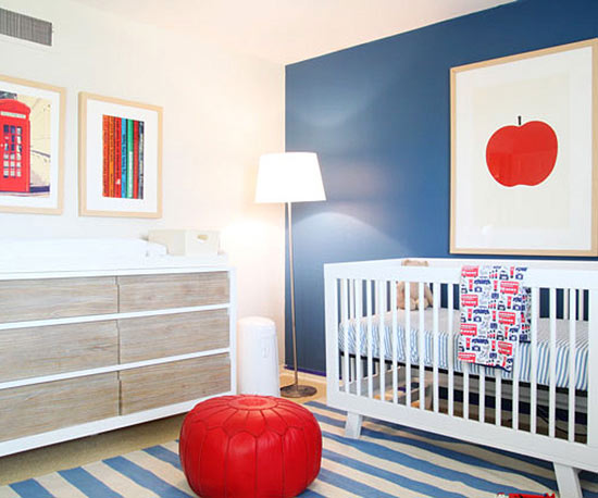 Fun Nursery Color Schemes