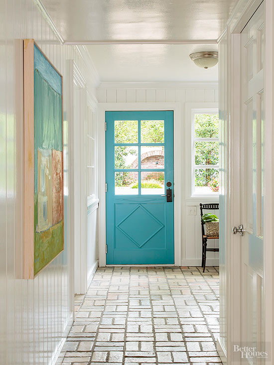 22 Gorgeous Painted Interior Doors That Aren T White