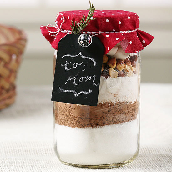 Gift Ideas: Cookies in a Jar
