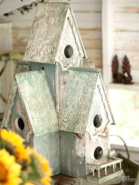 Rustic Birdhouse Ideas