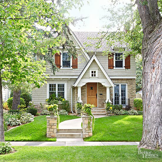 Curb Appeal Ideas: One-Weekend Curb Appeal Ideas