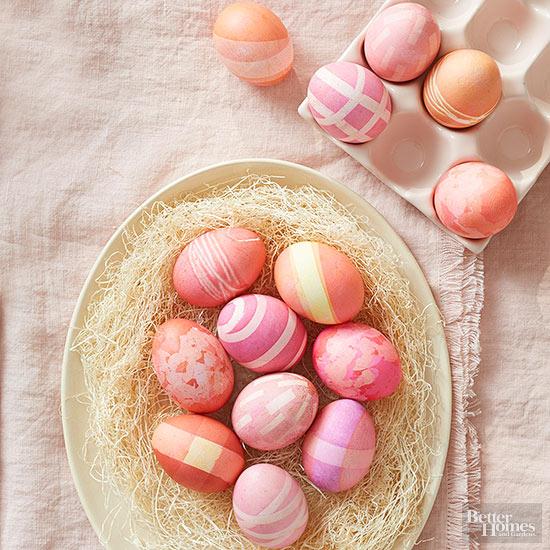 8 Simple Easter Egg Decorating Hacks