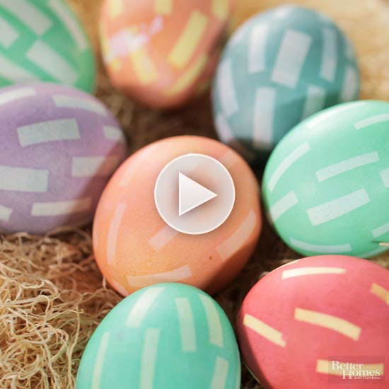 Awesome Easter Egg Dyeing Ideas You MUST Try