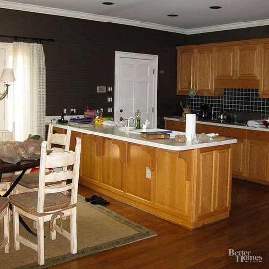 Kitchen Makeovers On A Low Budget: Before And After Kitchen Makeovers
