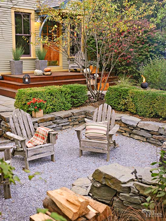 No more cookie cutter landscapes how to differentiate for Ideas for landscaping large areas