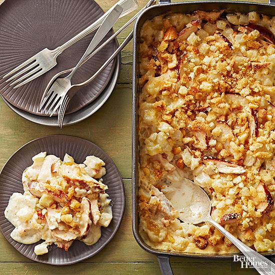 Make-Ahead Freezing Foods