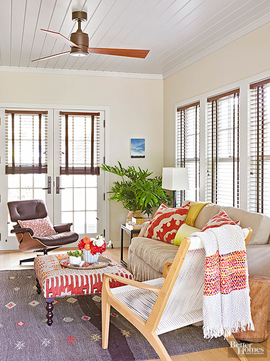 5 Ways to Make a Small Living Room Look Bigger