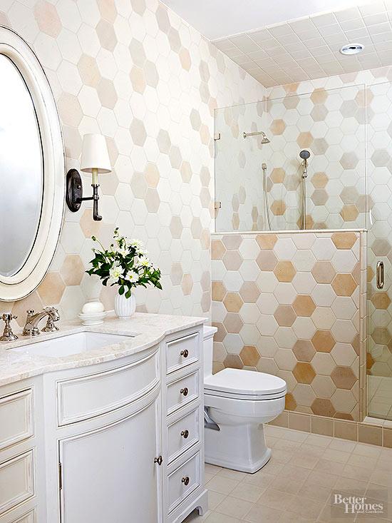 Yellow Bathroom Decorating & Design Ideas