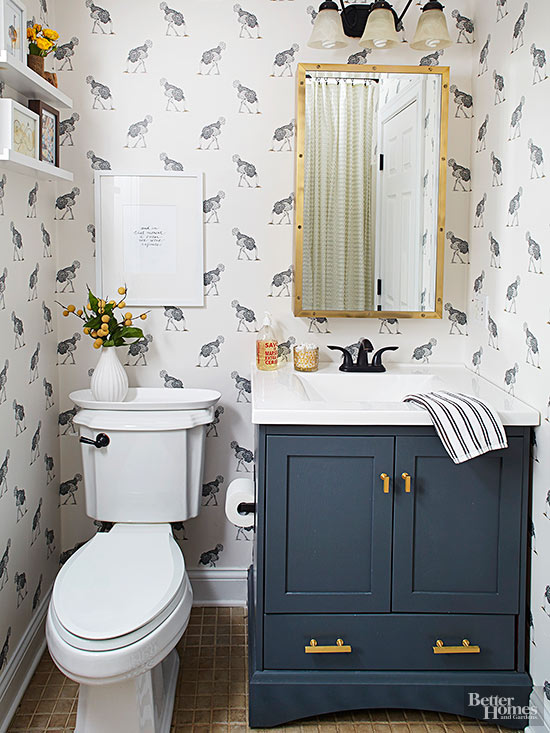 Interior Vanity For Small Bathroom bathroom vanity ideas preppy polish