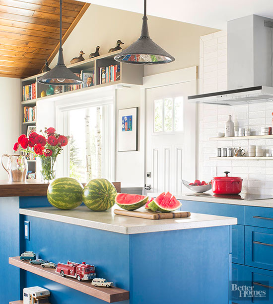 Kitchen Cupboard Decoration: Ideas For Decorating Above Kitchen Cabinets