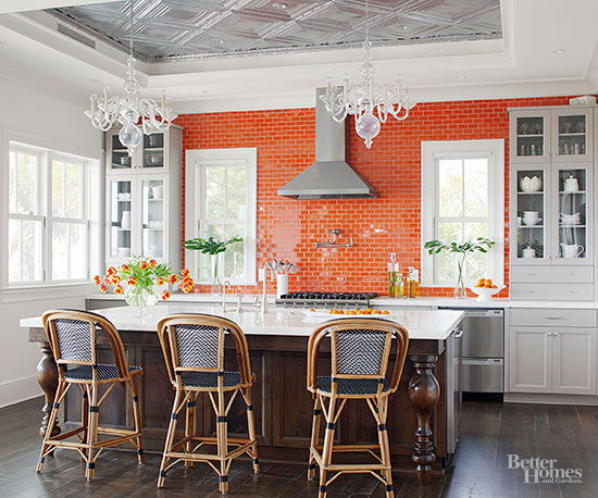 Tile Wall And Ceiling