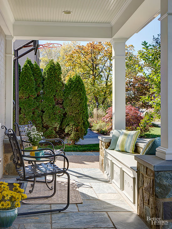 8 Stylish Ideas for a Small Front Porch