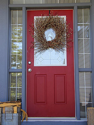 5 Fantastic Before And After Front Door Makeovers Part 78