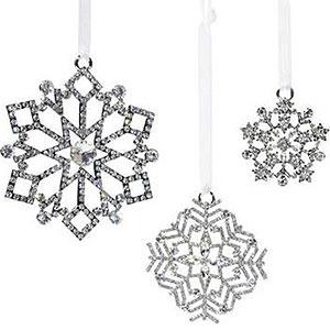 White Christmas Ornaments