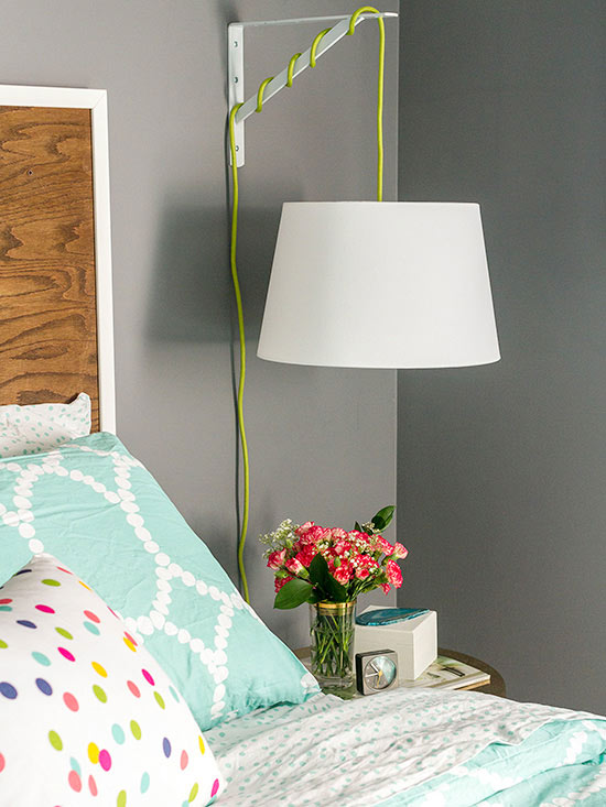 hanging wall lights bedroom home projects 100 15527