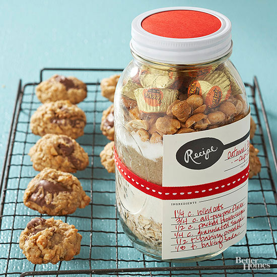 Our Best Cookie In A Jar Recipes