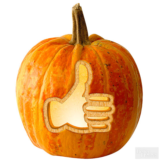 Awesome emoji pumpkin stencils