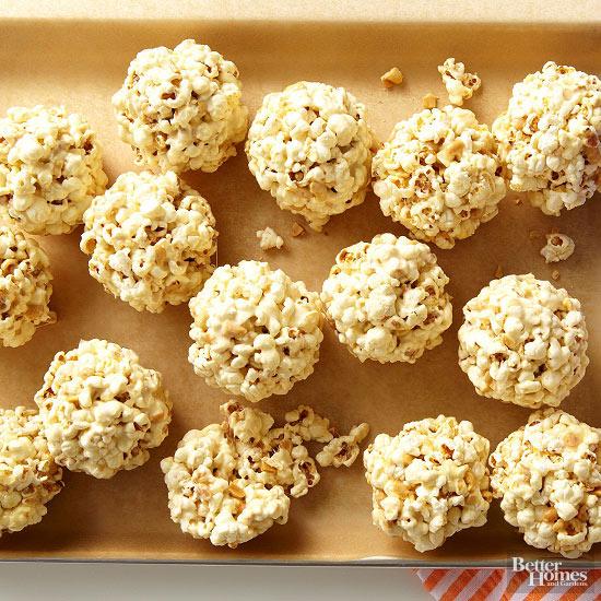 How to Make Popcorn Balls