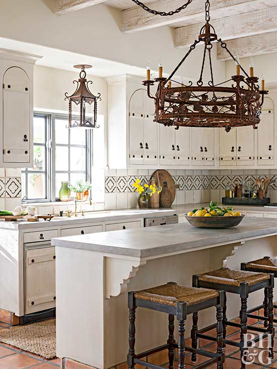 Kitchen Design Ideas What Is My Style ~ Tuscan kitchen decor