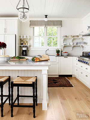 Bhg Kitchen Design Style kitchens
