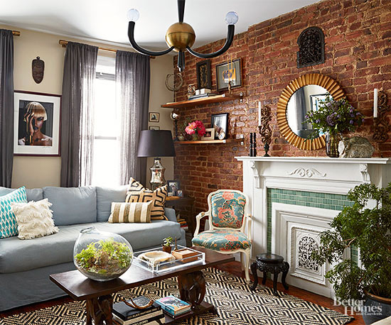 Fireplace Styles And Design Ideas -- Better Homes And Gardens