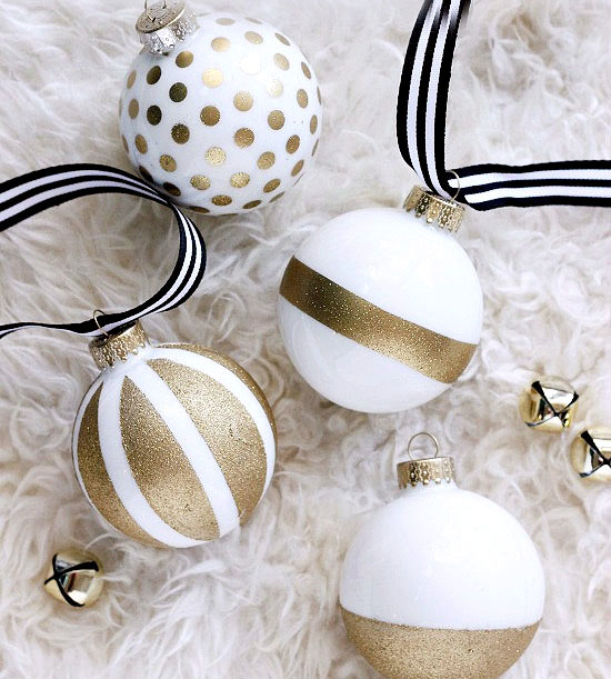 The prettiest ornaments we 39 ve ever seen for Diy elegant christmas decorations