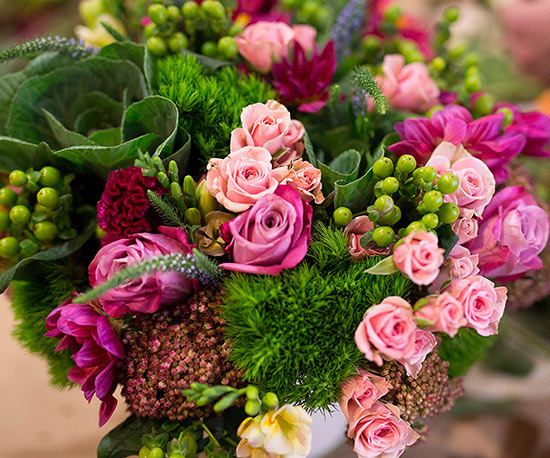 Make an Instagram-Worthy Flower Arrangement