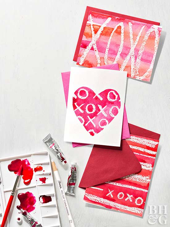 Easy Valentine\'s Day Cards