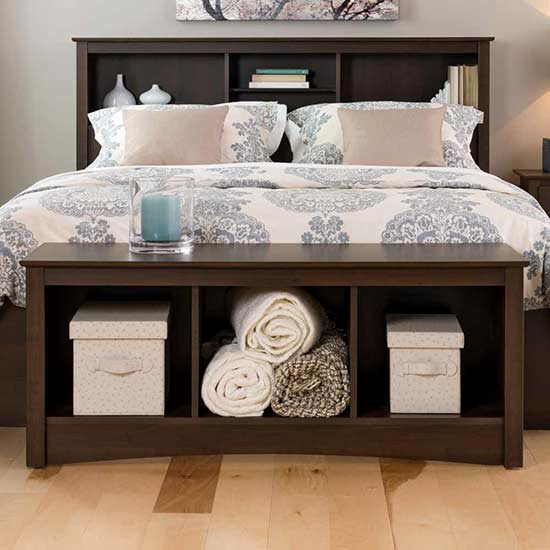 Teeny-Tiny Bedroom? No Problem! Savvy-Storage Picks for Every Nook & Cranny
